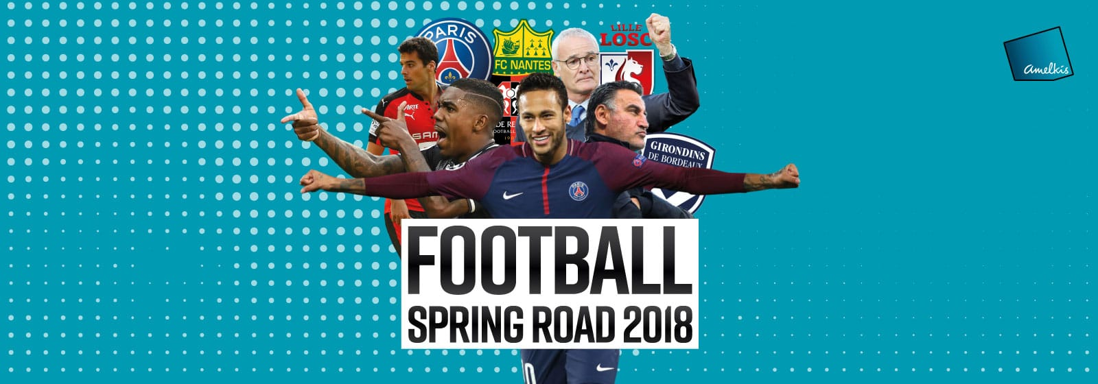 Notre Football Spring Road 2018 est un vrai succès !