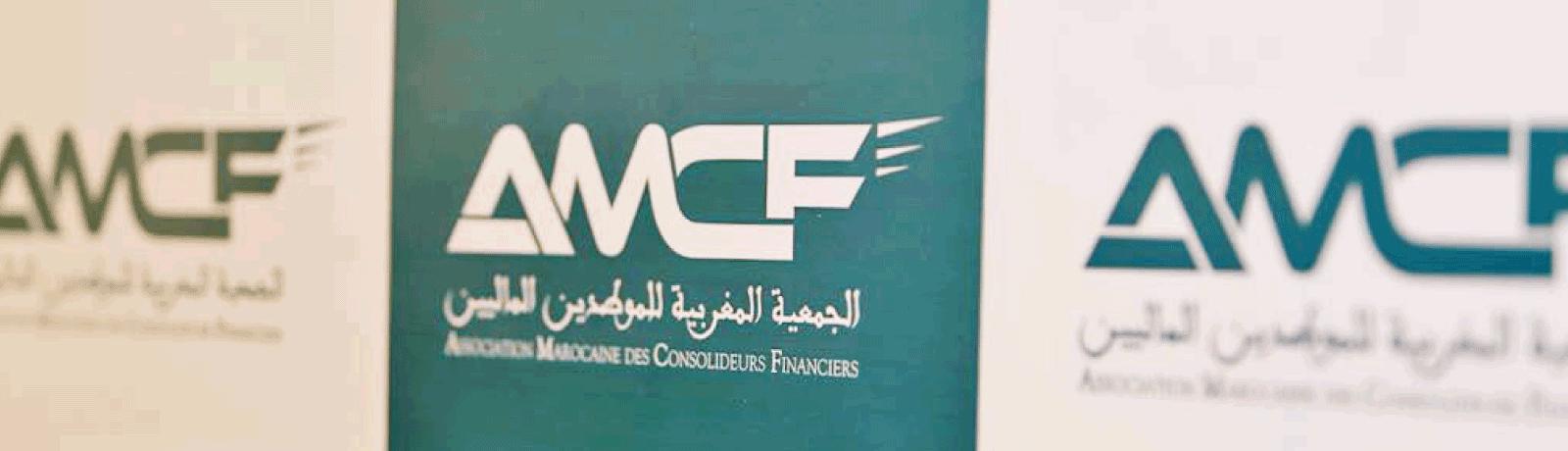 Amelkis sponsorise l'AMCF (Association Marocaine des Consolideurs Financiers)