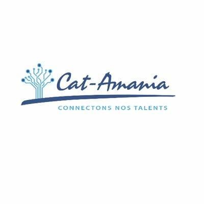 Logo CAT AMANIA
