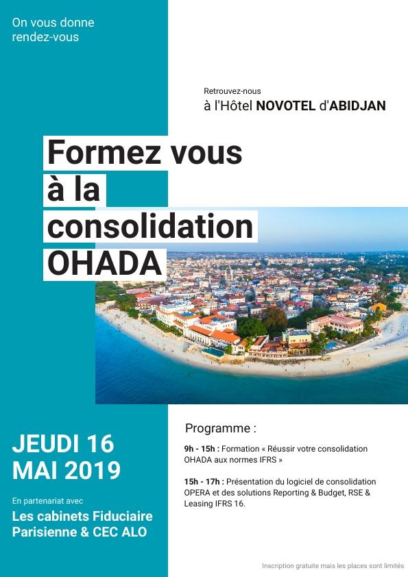 Retrouvez-nous à Abidjan lors d'un séminaire IFRS
