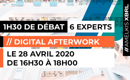 XBRL Web Event - 28 avril à 16h30