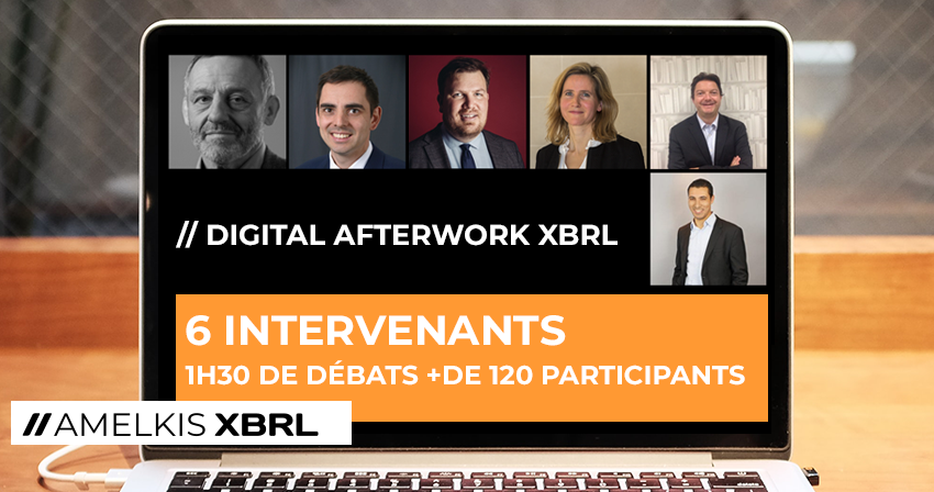 XBRL Digital Event