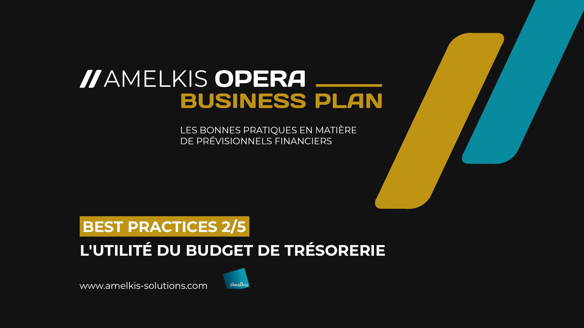Business plan, best practice 2/5 : L'utilité du budget de trésorerie