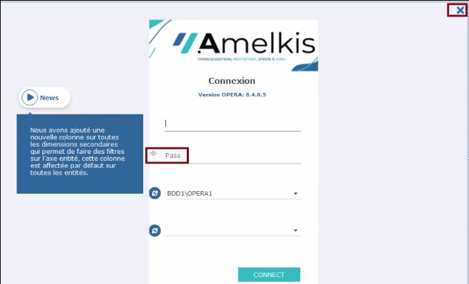 Maj amelkis opera- amélioration fonctionnelle 3